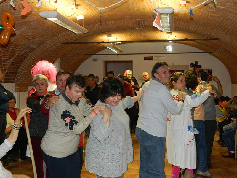attività anffas onlus valsesia festa della befana