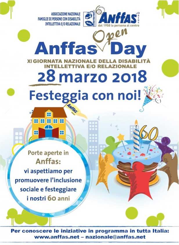 Anffas Valsesia Open Day 2018